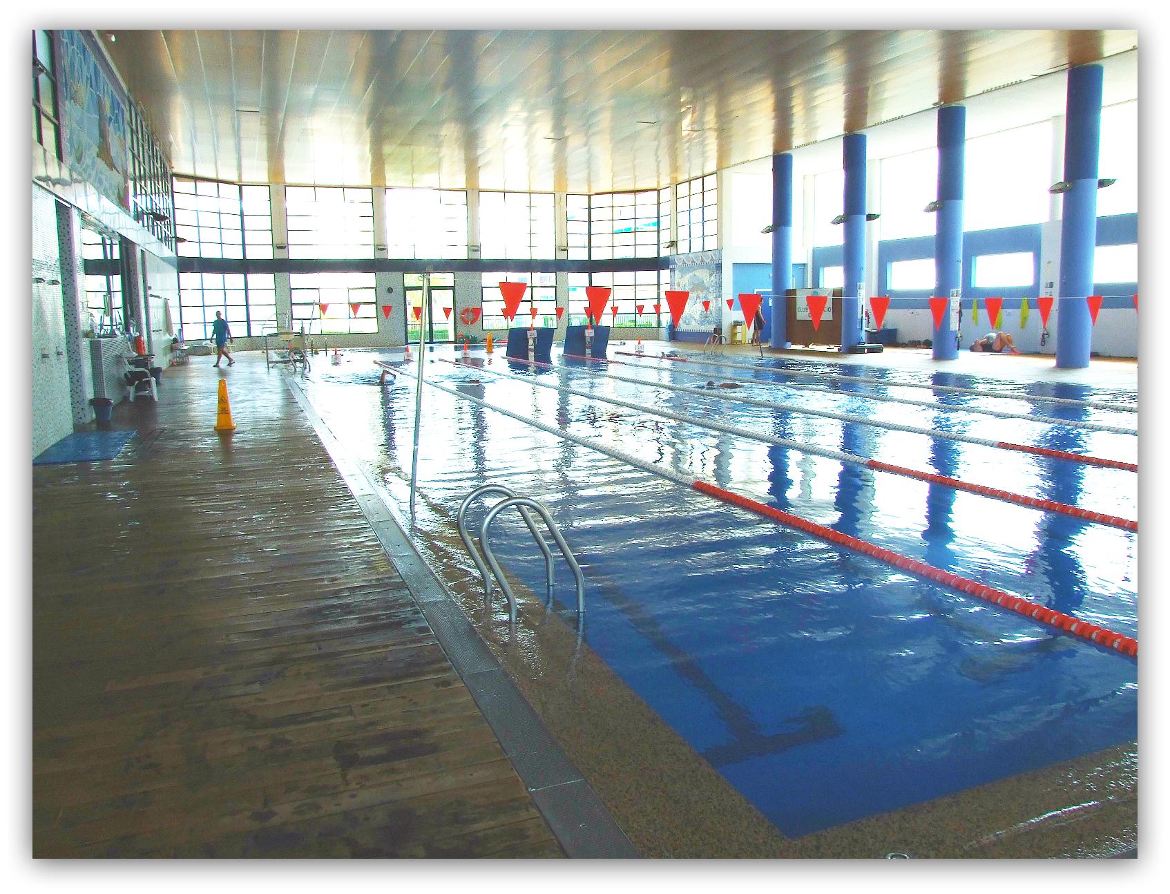 Instalaciones deportivas ayuntamiento de calp for Piscina municipal alicante